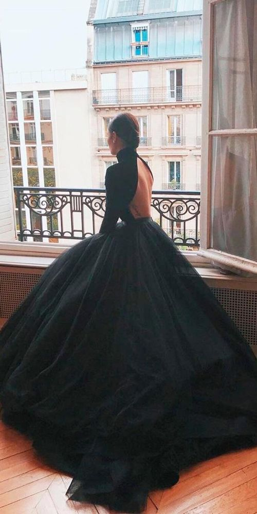 Photo of Dark Romance: 24 Gothic Wedding Dresses | Wedding Dresses Guide