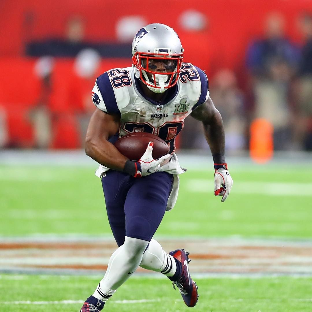 Double Tap Comment To Wish James White A Happy Birthday Football Helmets New England Patriots James White