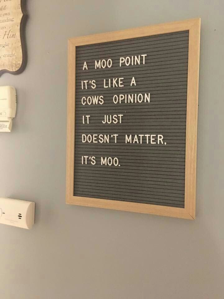 "Do people really not know it's ""moot""? 