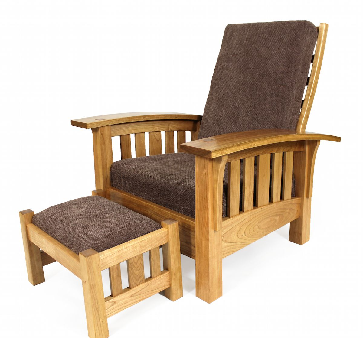 The Bow Arm Morris Chair Is A Classic Woodworking Project