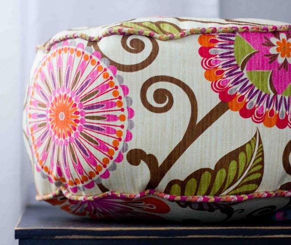 Click Pic for 16 DIY Floor Cushions - Make a Mini Pillow Pouf in ...