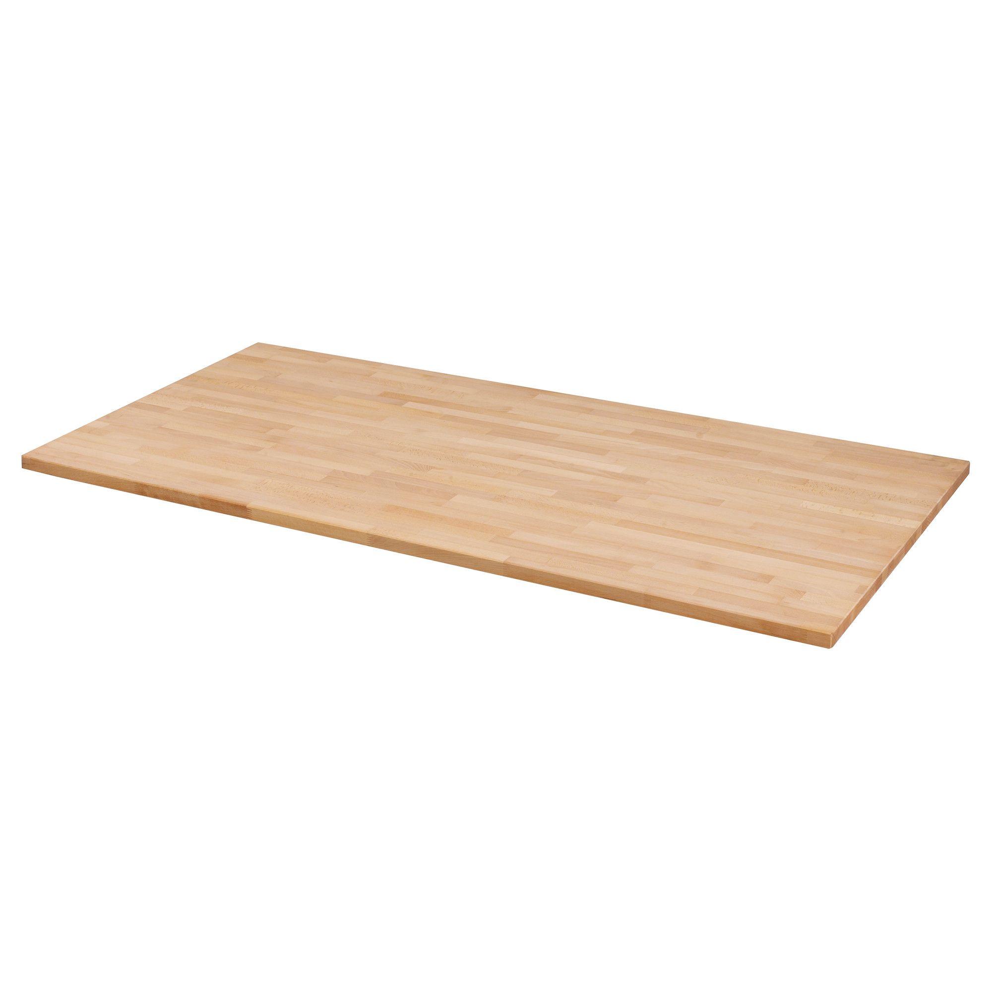 Schreibtischplatte ikea  GERTON Table top, beech | Desks, Solid wood and Spaces