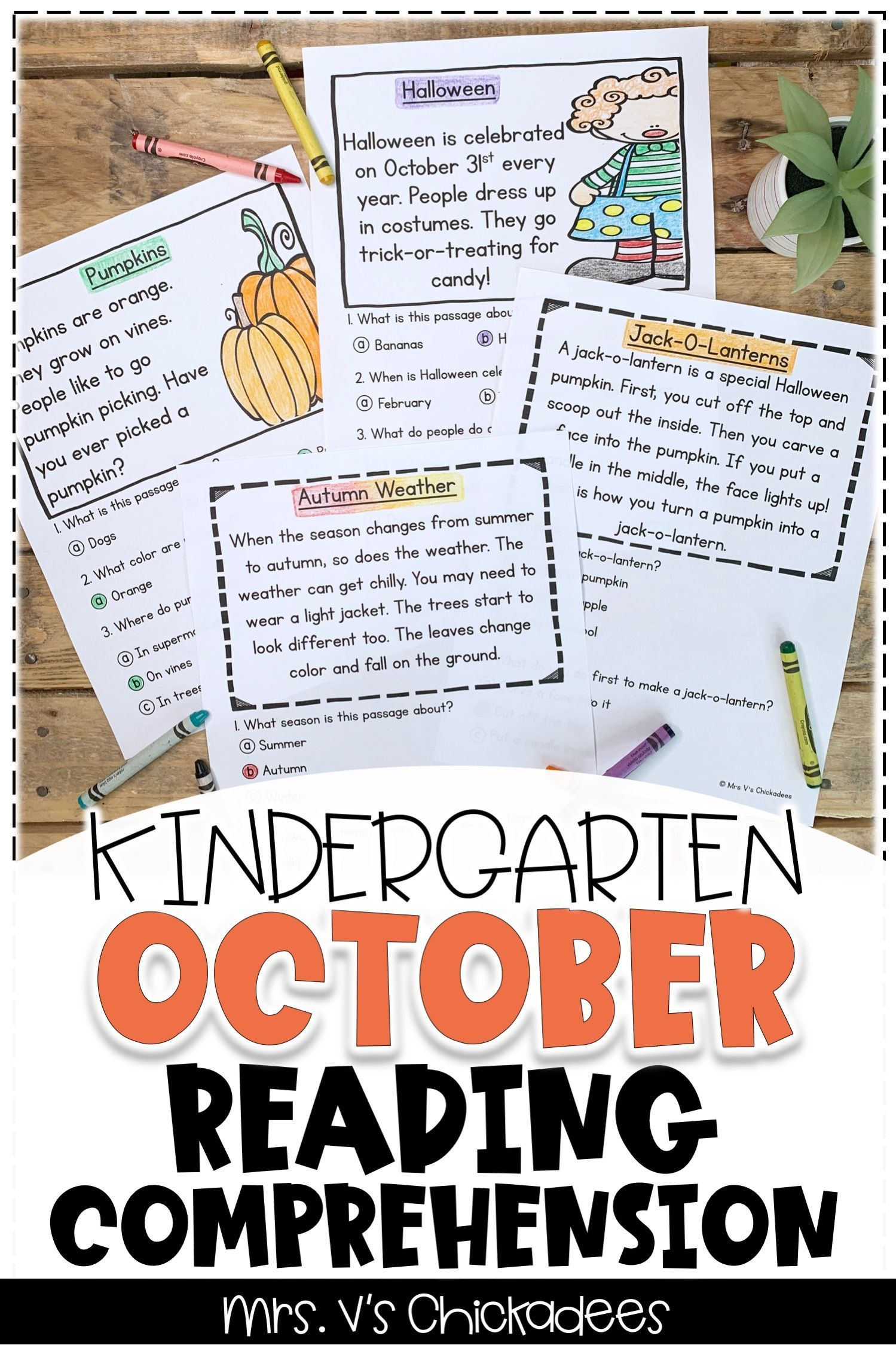Reading Comprehension Passages Questions October Edition Reading Comprehension Passages Comprehension Passage Reading Comprehension Kindergarten [ 2249 x 1499 Pixel ]