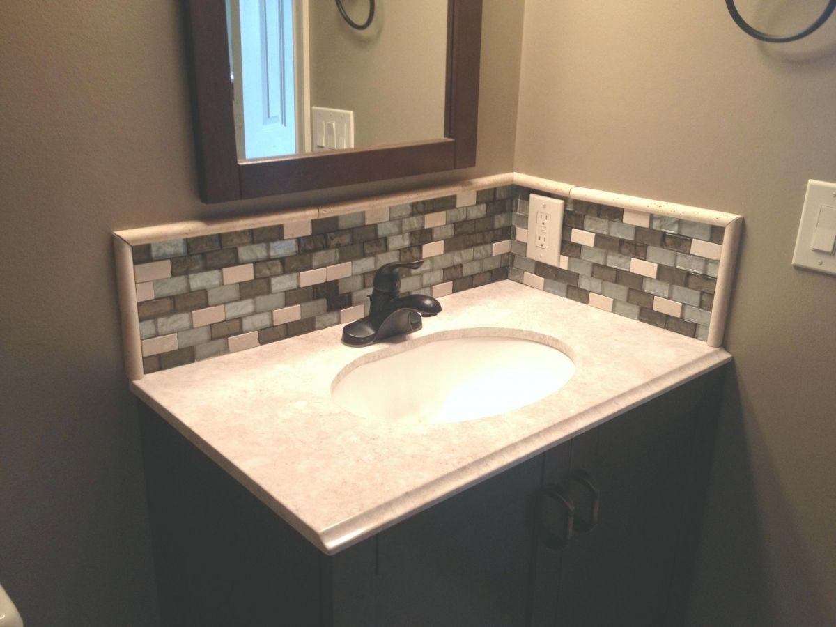 Pin On Home Design New bathroom backsplash ideas home