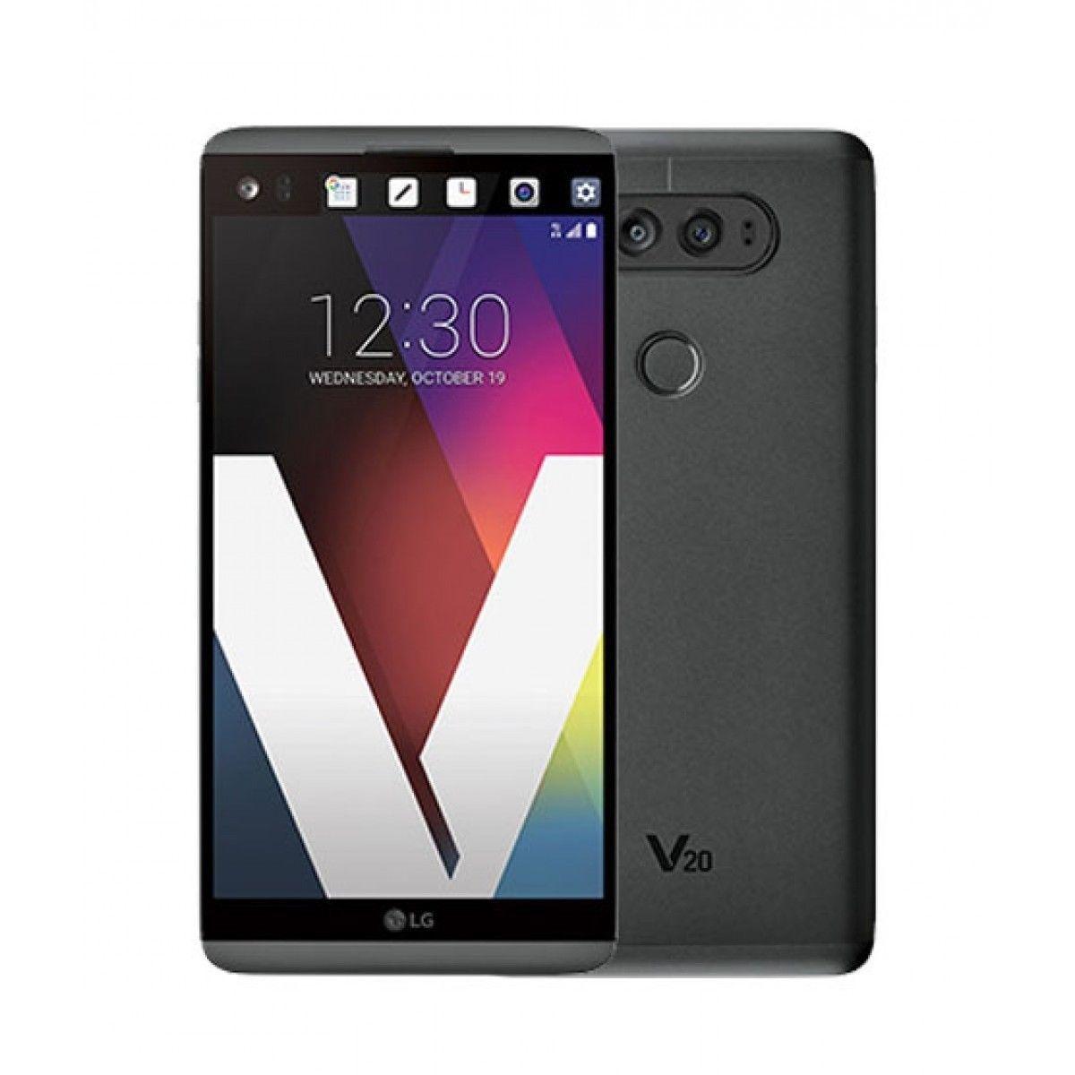 LG V20 H918 TITAN 64GB (TMobile USA) GSM LTE 4G 5.8