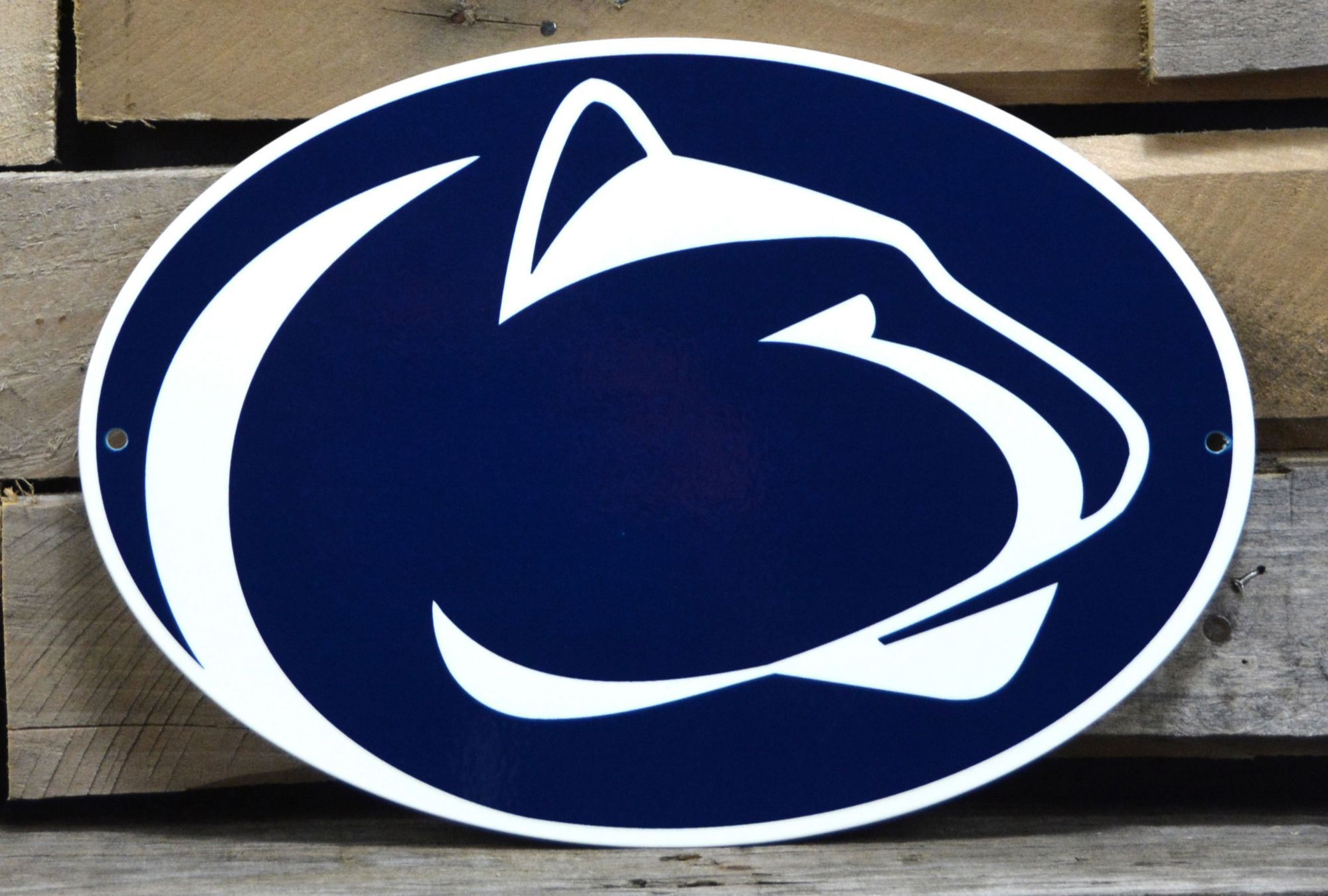 NFL Penn Sate Nittany Lions Decal Window Static-Cling Sticker Car or Truck