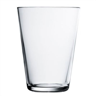 iittala Kartio Set of Two 13 Oz. Tumblers Clear $21.00