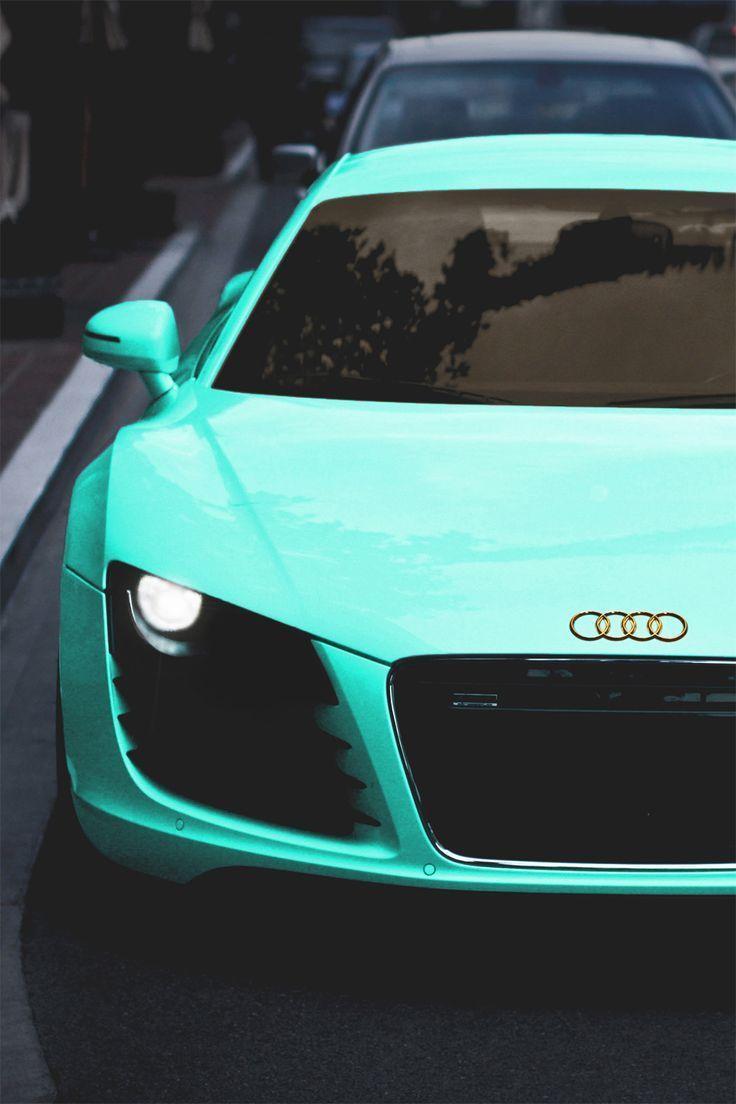 CARRERA_95, Motivation für das Leben: Audi R8 von Shannon B // MFL - Çilem - Tägliches Pin Blog