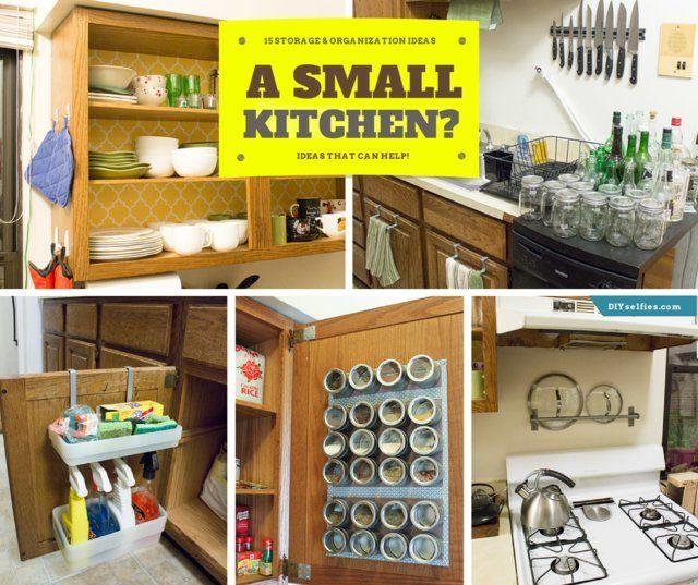 Kleine Küche Organisation Ideen - Küchenmöbel Diese vielen Bilder - kleine u küche