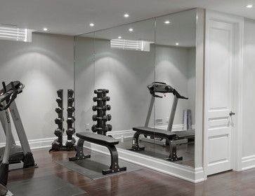 Home Gym Mirrored Walls Google Search Wall Mirrors Home Gym
