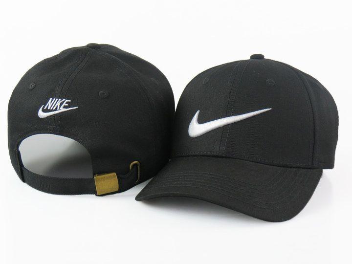 Men S Women S Nike Feather Light Tech Swoosh Adjustable Golf Dad Hat Black White Black Nike Hat Hat Fashion Men Nike Fashion