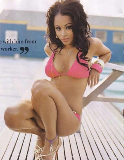 Sexy pics of lauren london