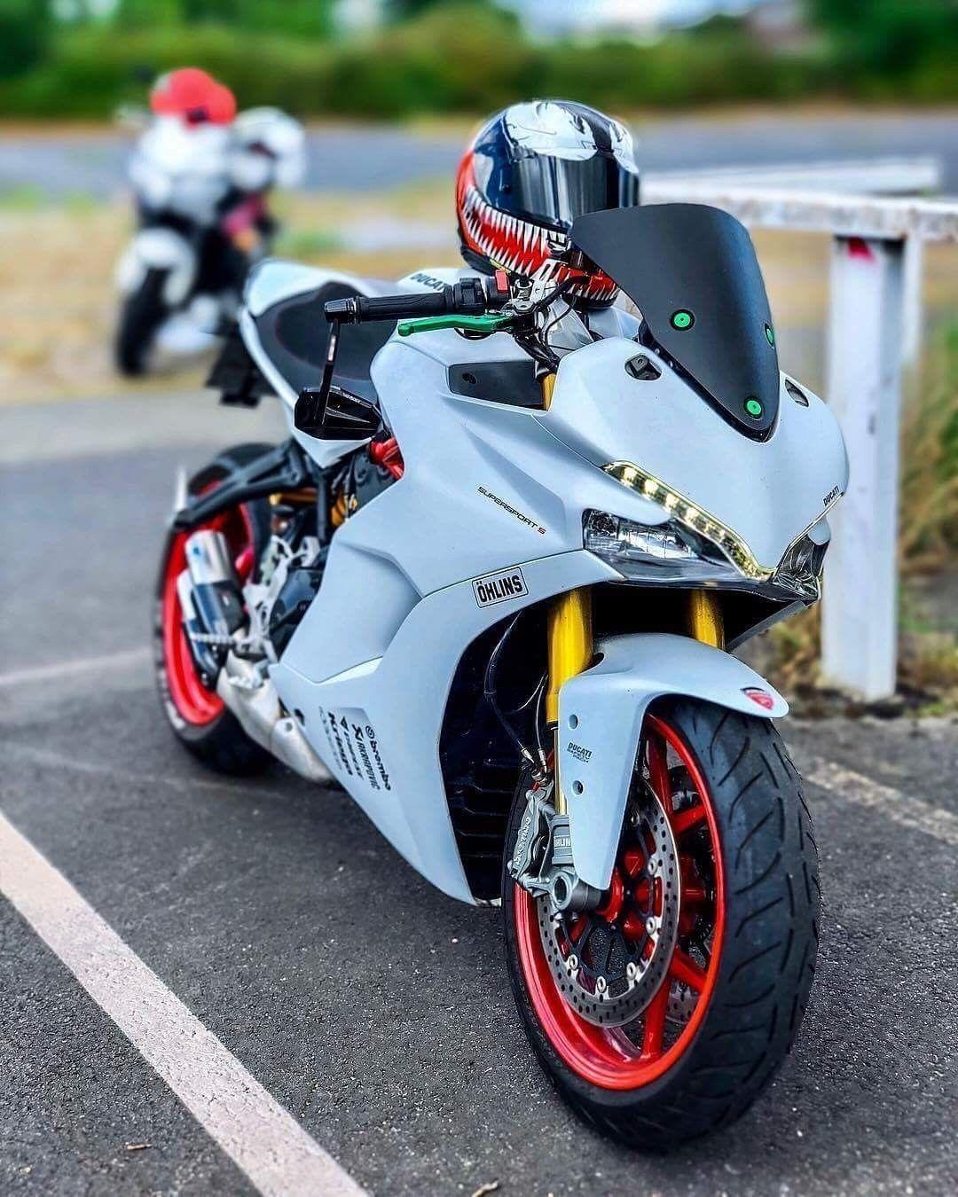 Super Sport Bike Motorcycles