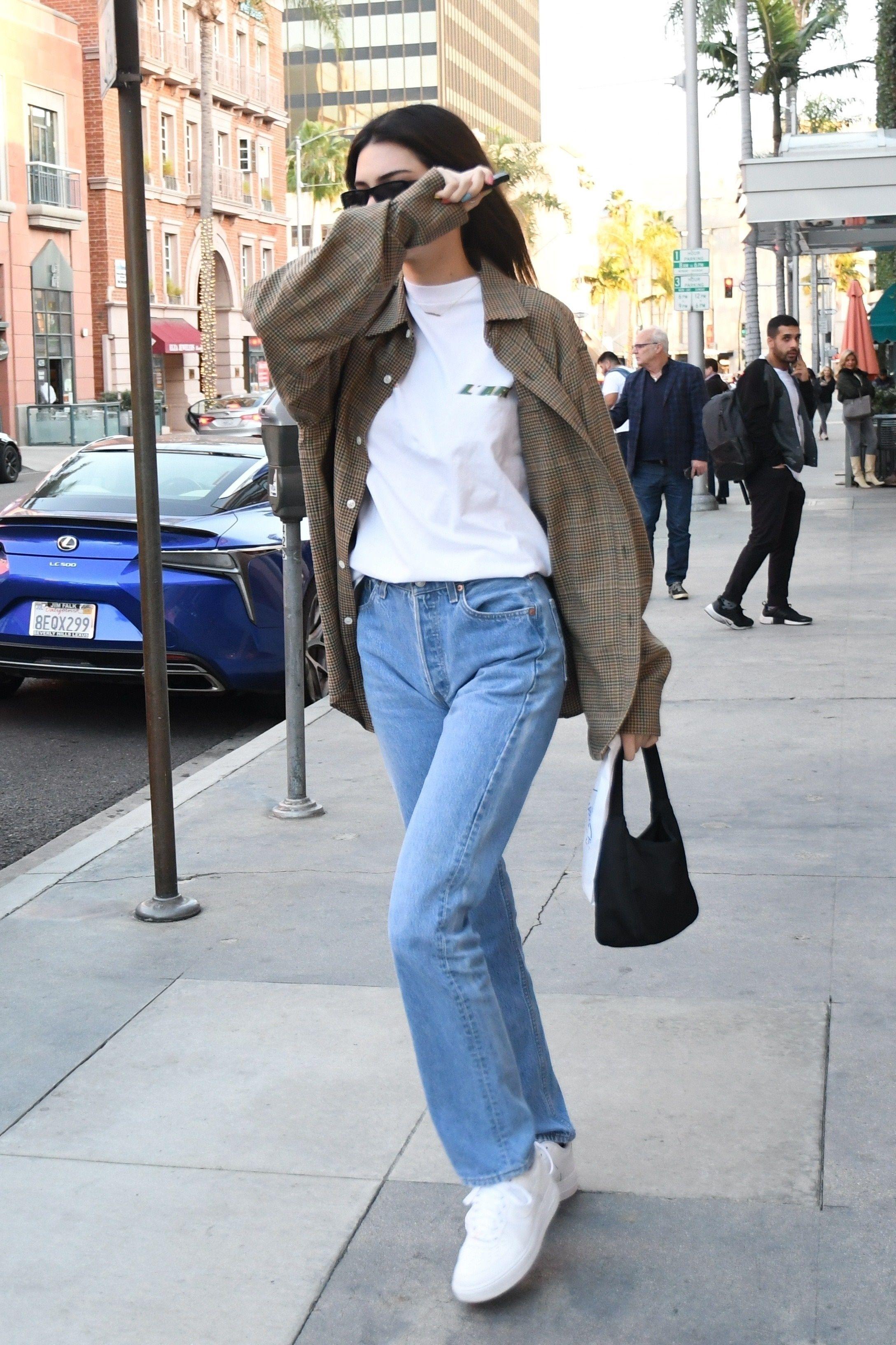 Jan 10, 2020 in 2020 Kendall jenner street style