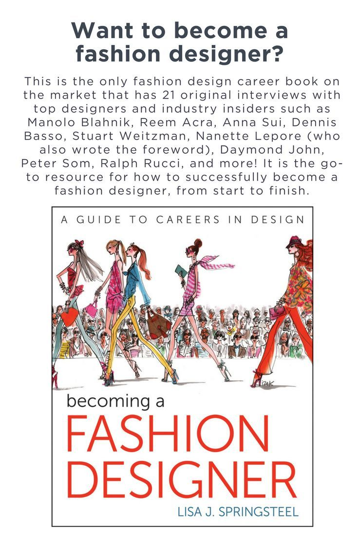 Go To Wiley Com And Search Becoming A Fashion Designer To Purchase This Book Career In Fashion Designing Become A Fashion Designer Tops Designs