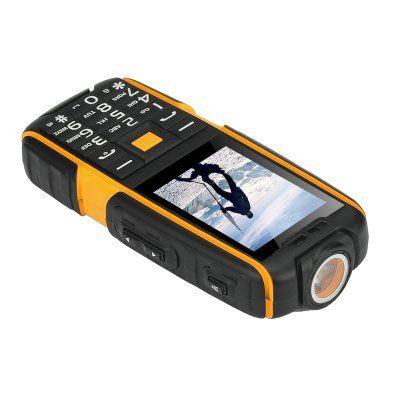 Novedad: No.1 A9, un teléfono rugged creado para aguantar por menos de 32€