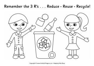 A Lot Of Ideas I Like The Recycled Green House Earth Day Coloring Pages Earth Day Activities Recycle Poster