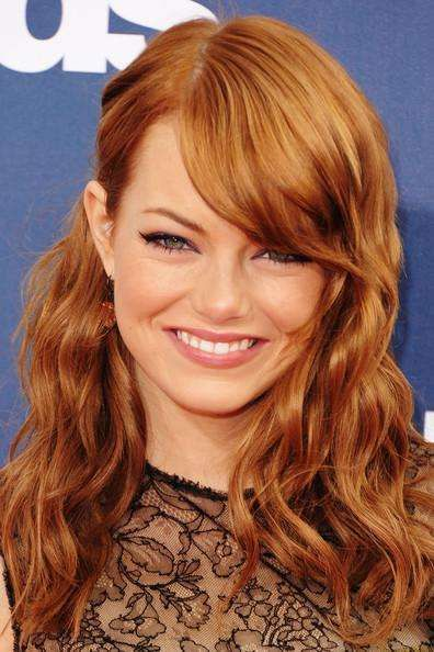 The Most Beautiful Women With Strawberry Blonde Hair Strawberry Blonde Hair Color Emma Stone Hair Strawberry Blonde Hair