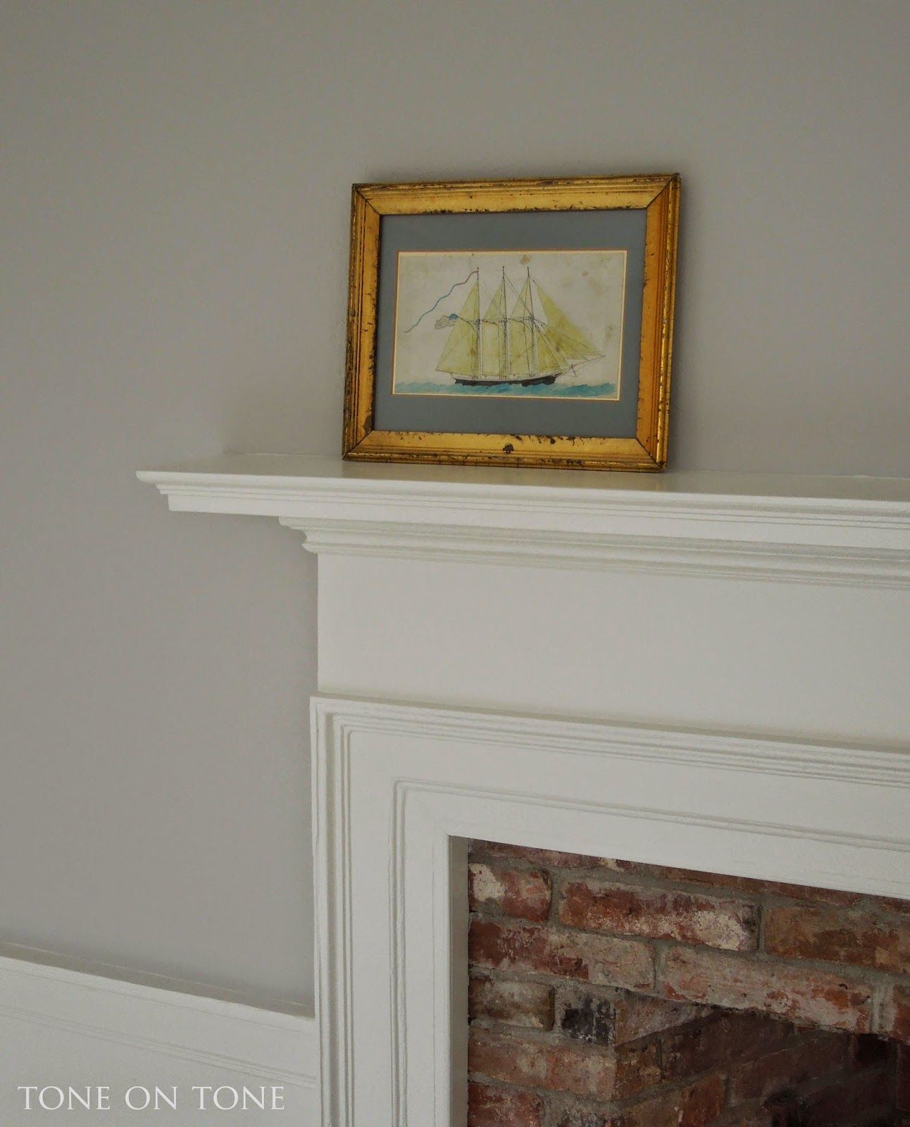 Benjamin Moore Wickham Gray For The Walls   A Soothing Mid Tone Gray. The