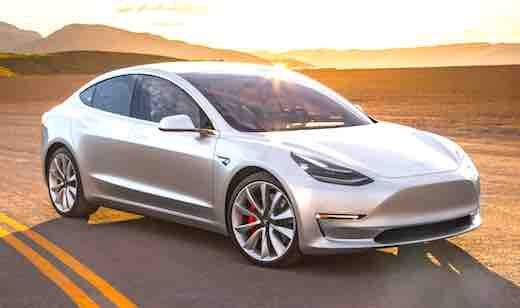2018 Tesla Model 3 Cost Welcome To Car Usa Designanufactures Electric