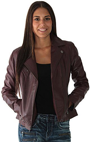 Marc New York By Andrew Marc Brianna Women's Motorcycle Leather Jacket $209.99