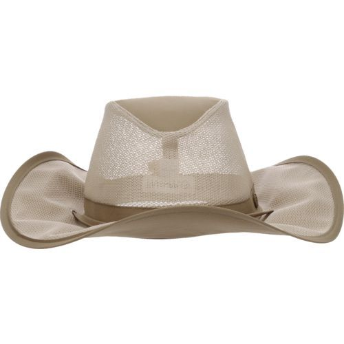 bf11497832050e Magellan Outdoors Men's Supplex Mesh Safari Hat (Dark Green, Size Medium) -  Men's Outdoor Apparel, Men's Hunting/Fishing Headwear at Academy Sports