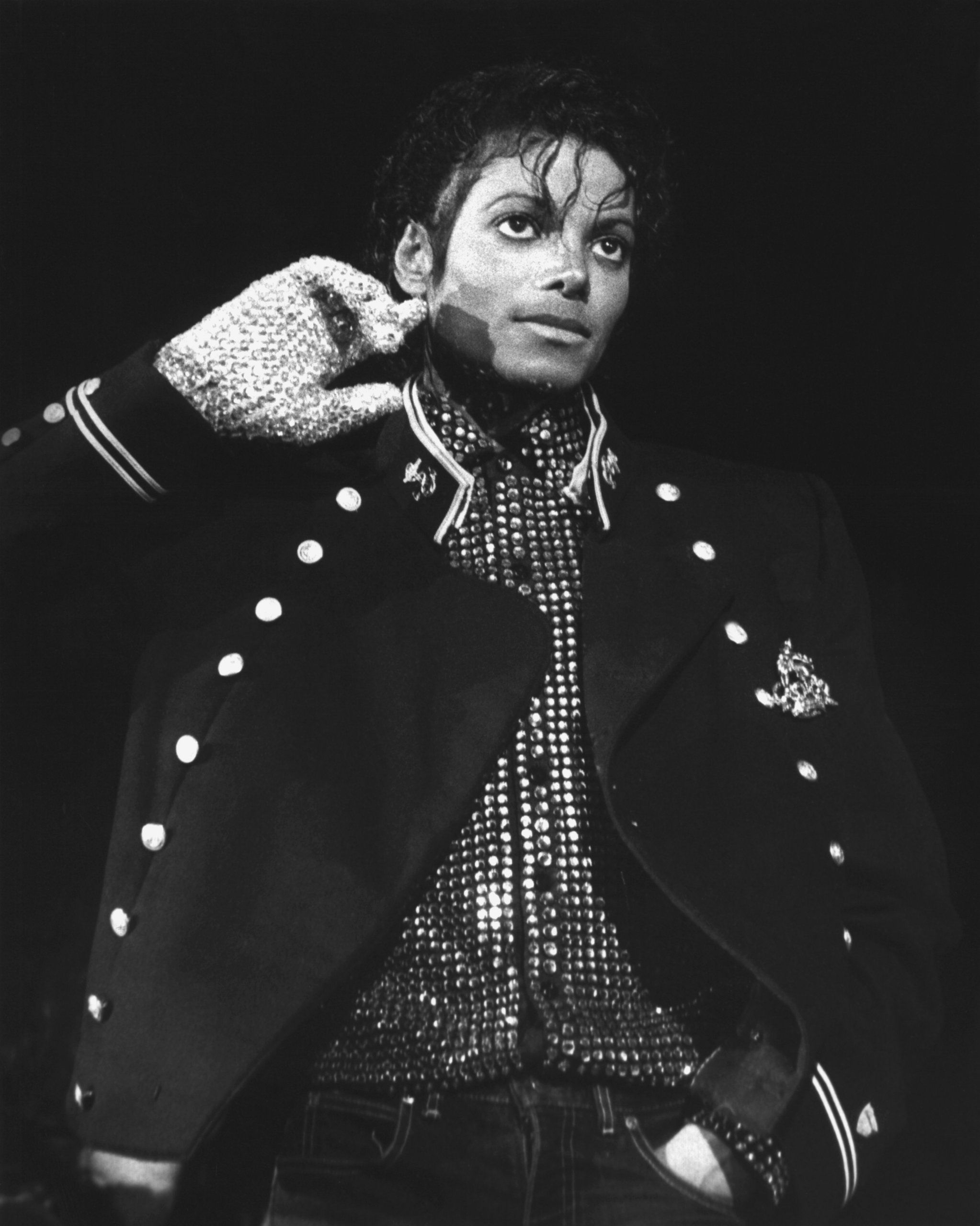Michael Jackson. Okay, he was a person that changed the world. And even if he…
