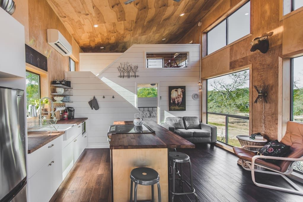 Cabin in dripping springs united states our modern guest