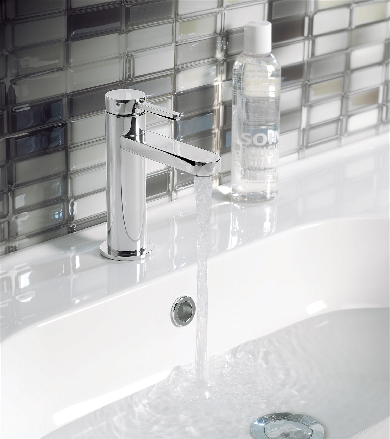 Ethos Monobloc Bathroom Basin Tap from Crosswater http://www ...