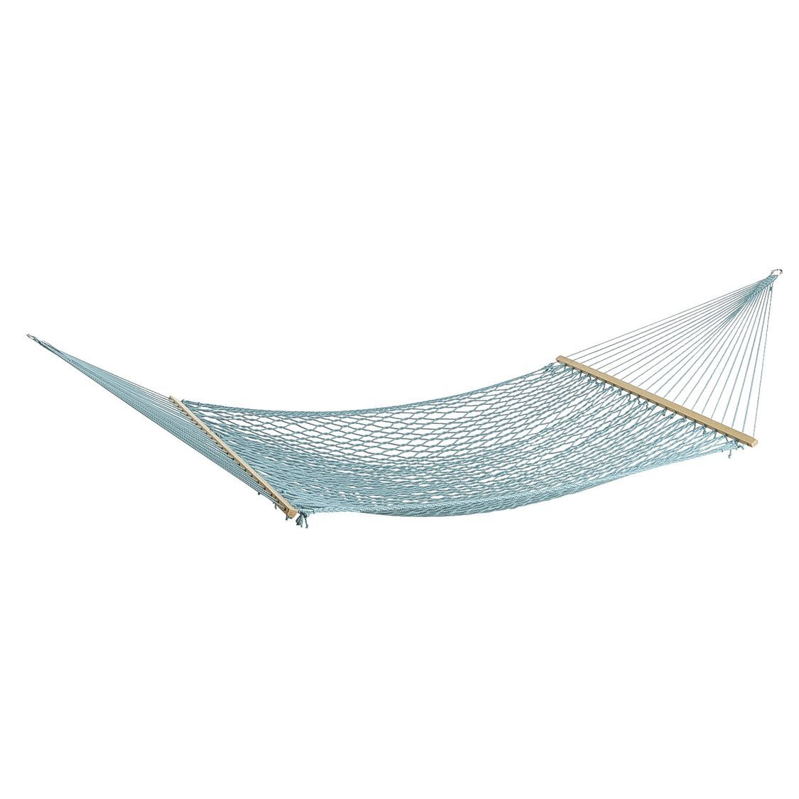 Blue rope hammock pier imports my home is just beachy