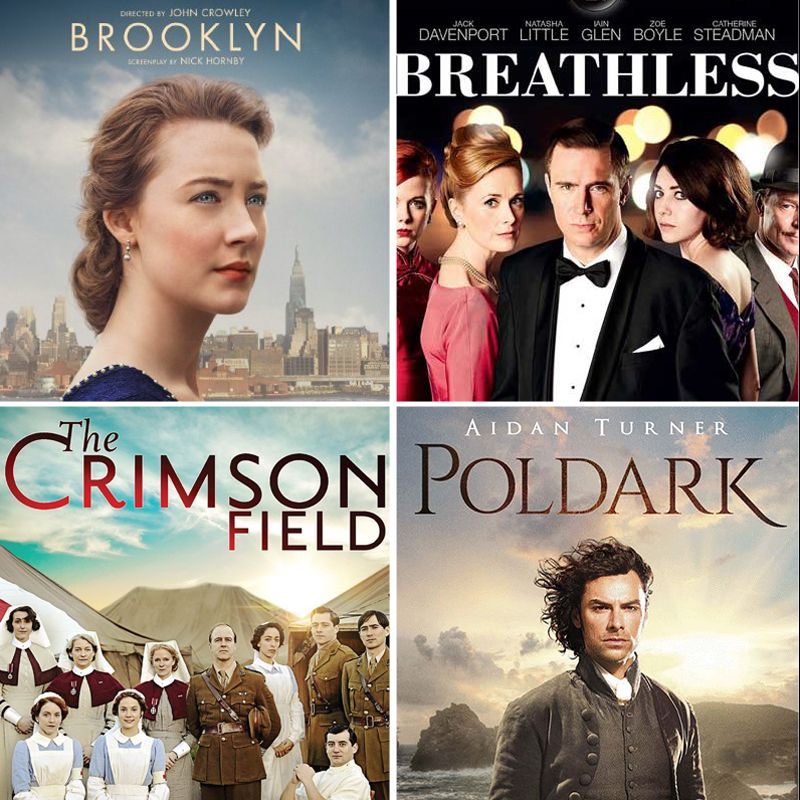 More Shows To Watch Now That Downton Abbey Is Over Netflix