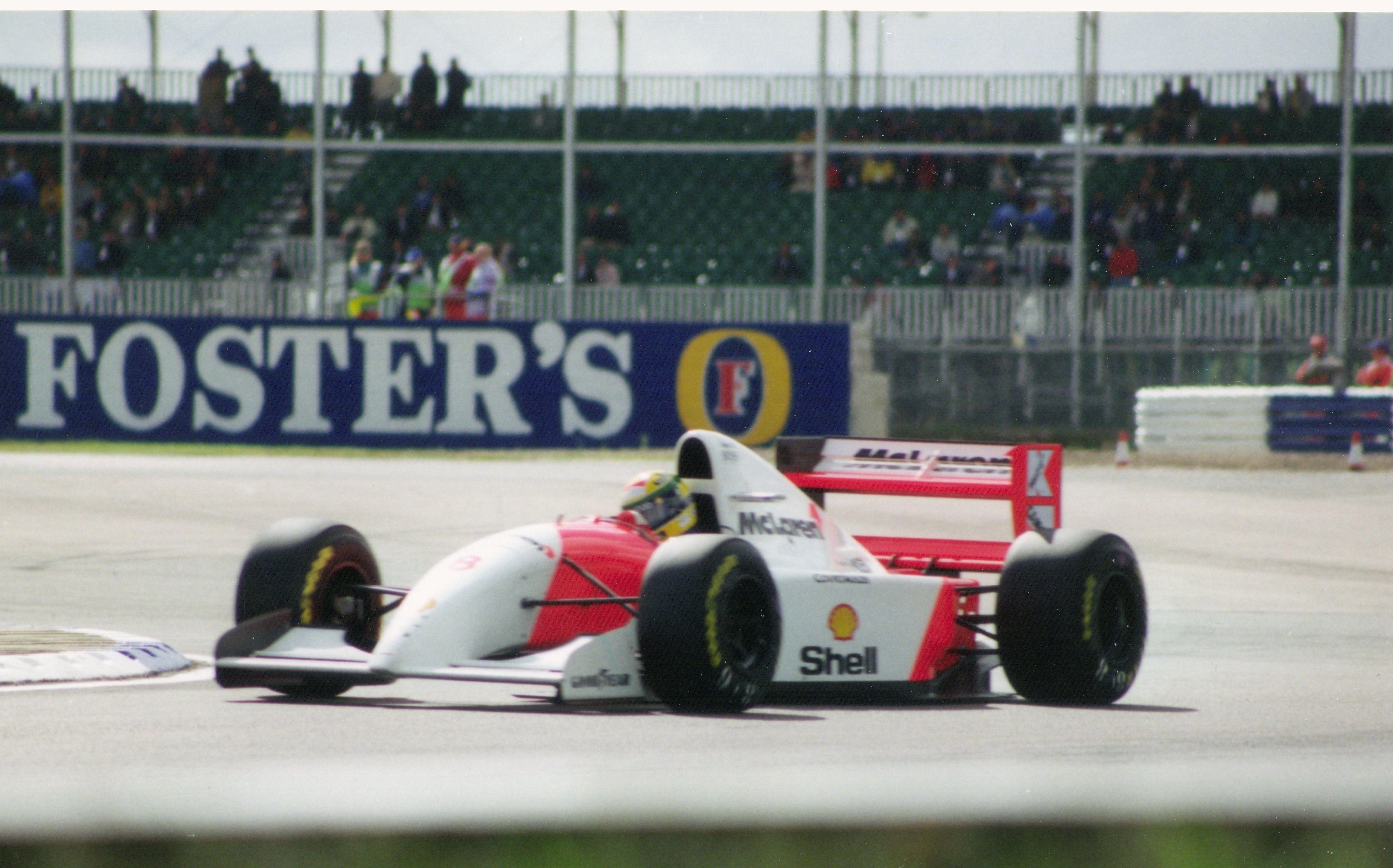 Ayrton Senna  (1993)