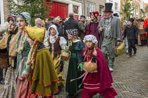ONTDEK HISTORISCH DEVENTER IN DICKENSSFEER 2 of 3 daags arrangement op gastenboerderij Spijkvoorde.