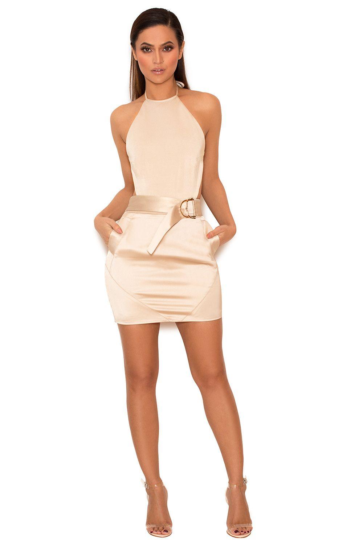 0e46494664 Clothing   Bodysuits    Jasina  Metallic Oyster Backless Bodysuit ...
