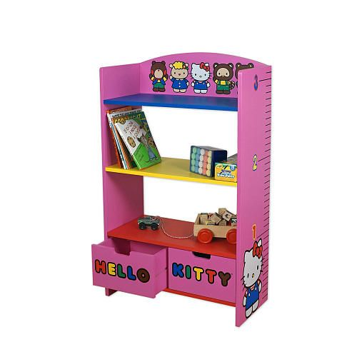 Hello Kitty Measure Me Bookcase Najarian Furniture