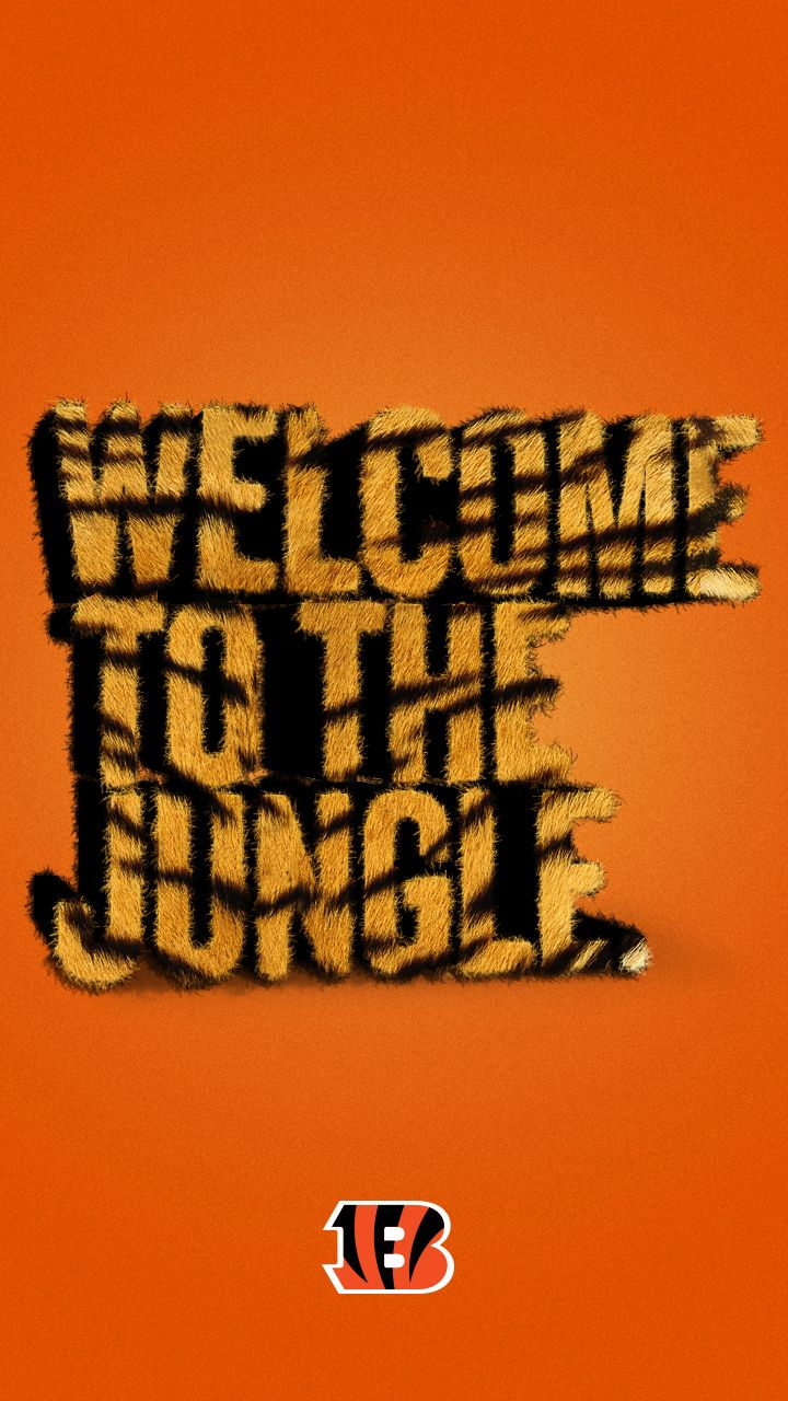 b5c86cb1 Celebrate the kings of the jungle with this Cincinnati Bengals ...