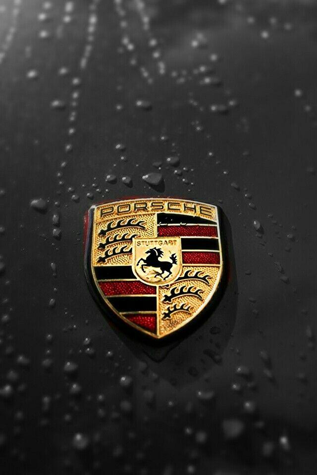 Porsche Logo Porsche Logos De Voitures Logo Voiture
