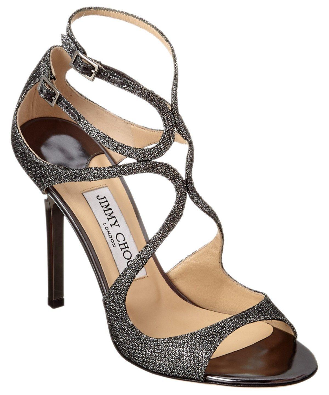 4264760dfe52 JIMMY CHOO Jimmy Choo Lang Lame Glitter Sandal .  jimmychoo  shoes  sandals