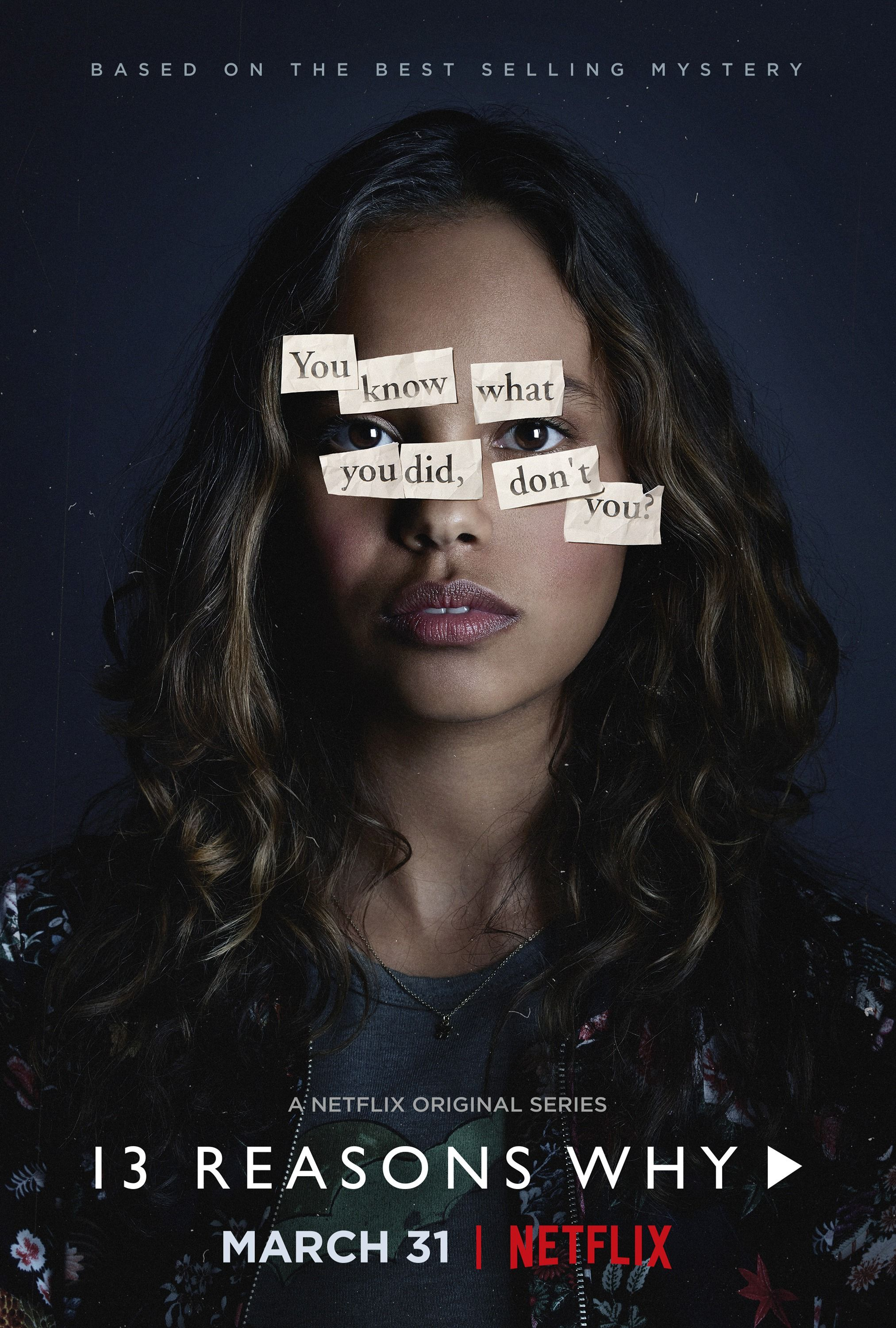 13 reason why essay Read common sense media's thirteen reasons why review, age rating,  hannah lists 13 reasons why she killed herself and the 13 people responsible for it.