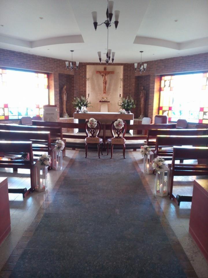 capilla seminario san lorenzo de cota