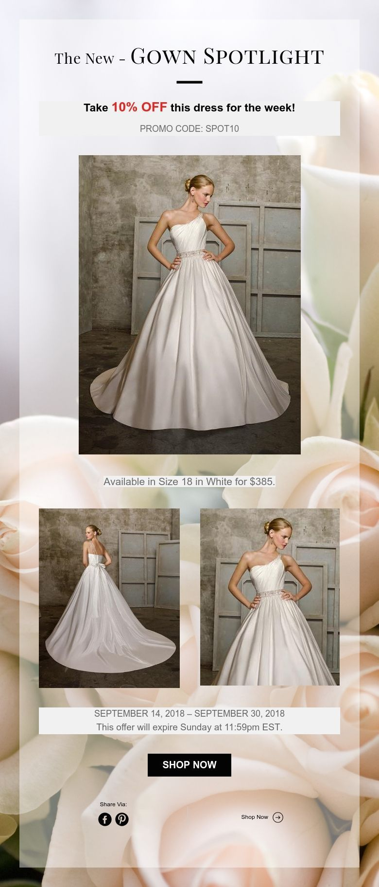Ball gown wedding dresses new never worn or altered wedding