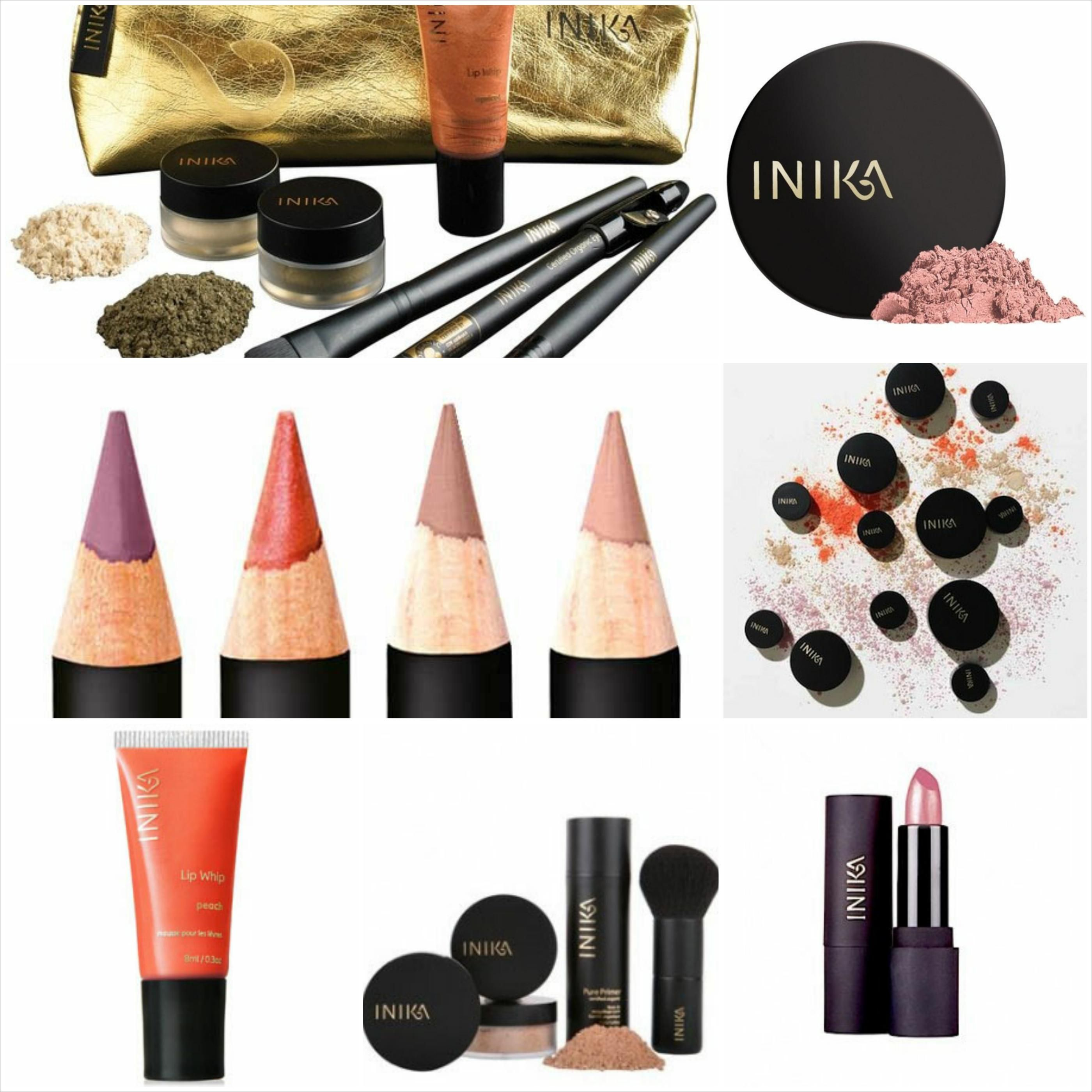 Inika makeup. Vegan. Natural organic makeup, Vegan