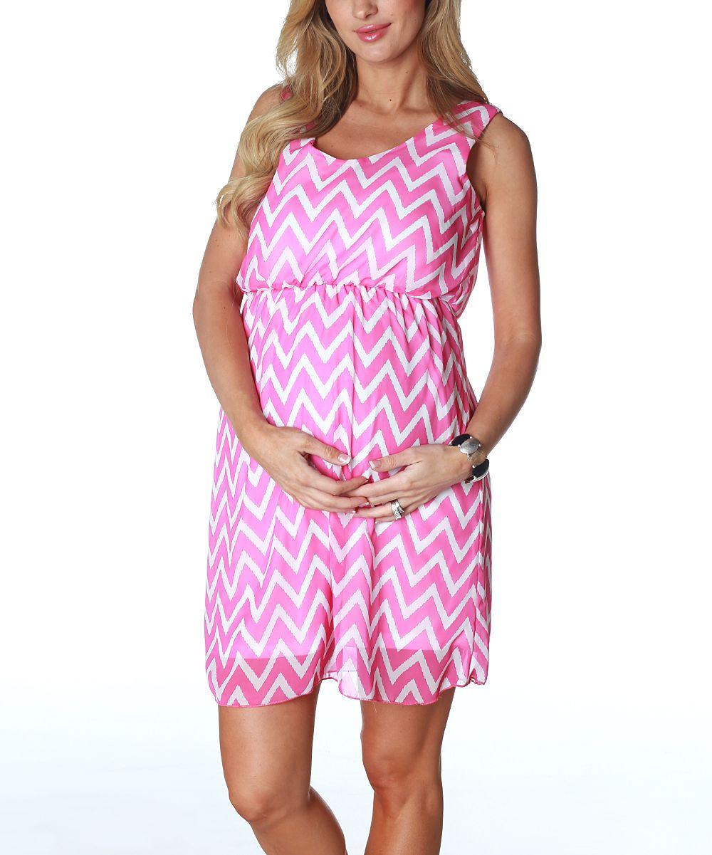 Pinkblush pink chevron maternity dress maternity fashion pinkblush pink chevron maternity dress ombrellifo Choice Image