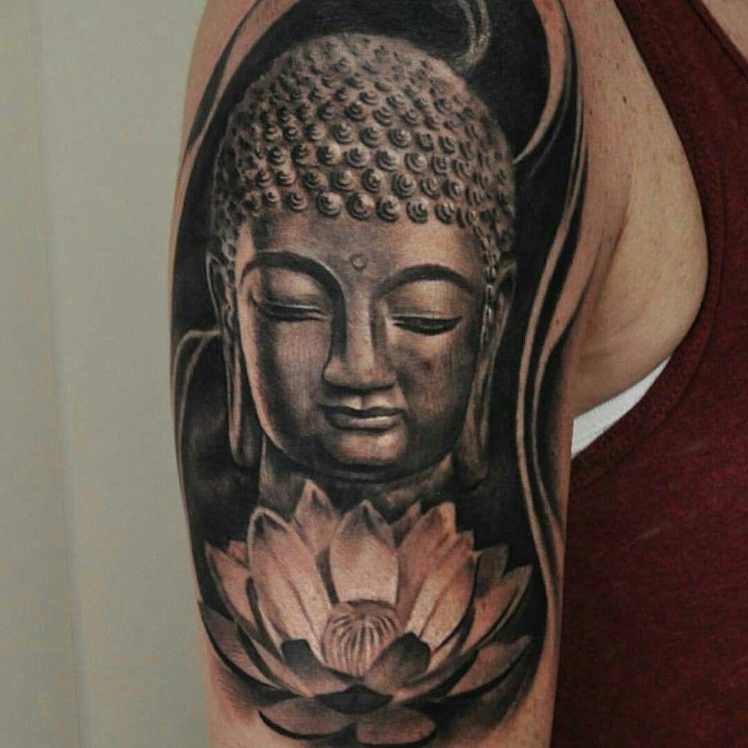 Pin By Carlos On Tatuajes Pinterest Buddha Tattoos Buddha And