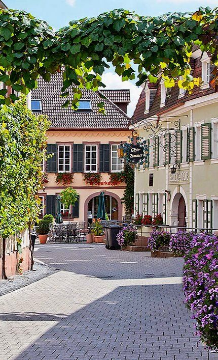 St Martin Rhineland Palatinate Germany Reisen Deutschland Urlaub In Deutschland Rheinland Pfalz