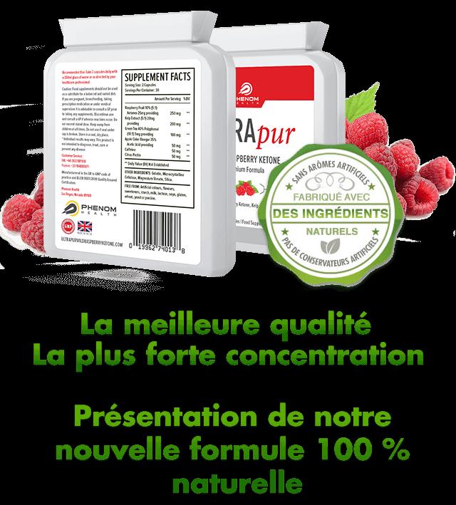 Ultrapur Framboise Regime Citron Recette Bio