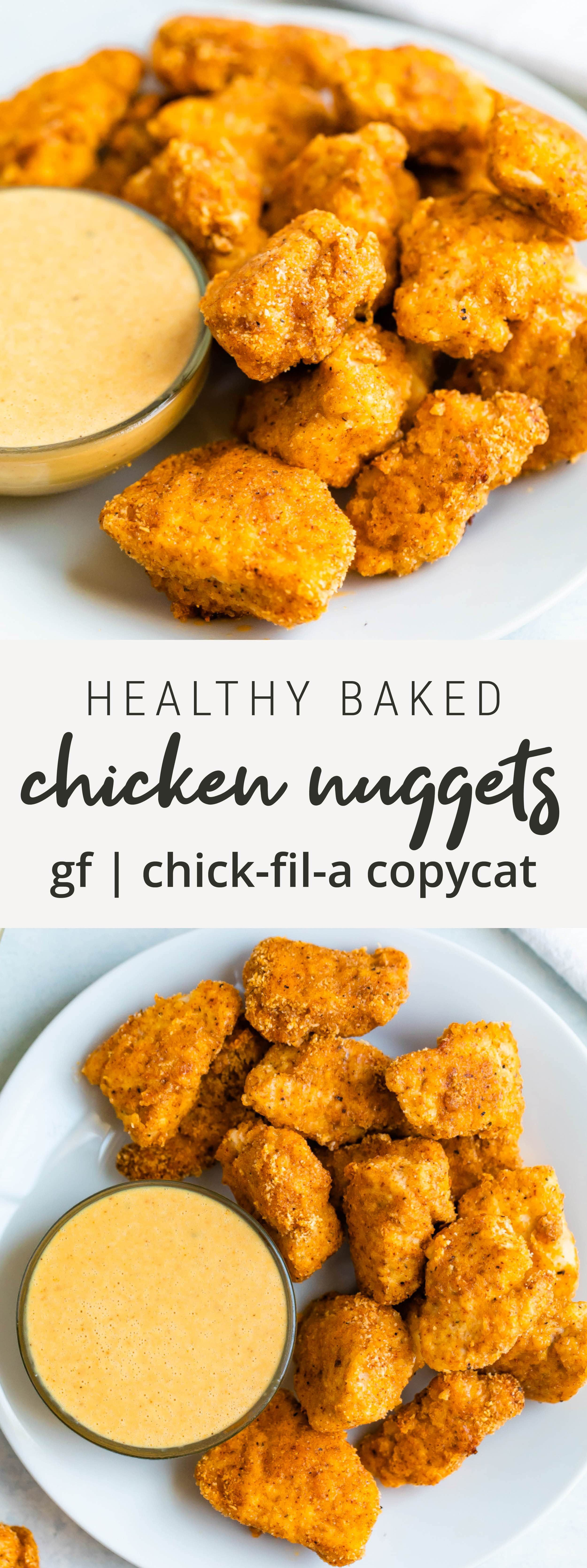 Healthy Baked Chicken Nuggets Eating Bird Food Recipe Homemade Chicken Nuggets Healthy Healthy Baked Chicken Healthy Baking