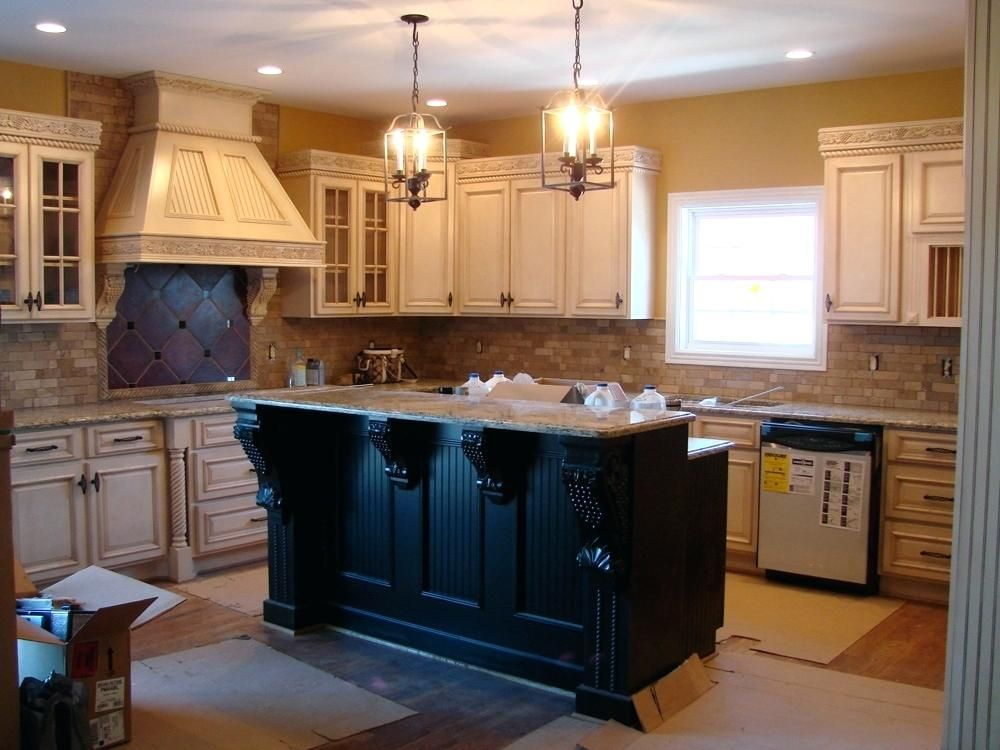 antiquing cabinets image of classic antiquing kitchen ...