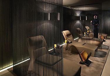Curtains Ideas chain mail curtains : Interior Design from Spain. News & Trends.: KriskaDECOR ...