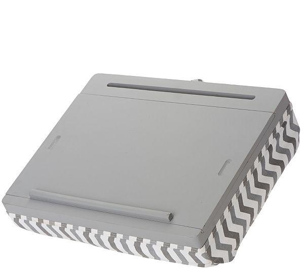 Icozy Lap Desk With Storage, Icozy Lap Desk With Storage Compartments